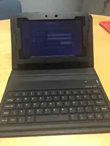 Blackberry Playbook tablet keyboard case and extra cases