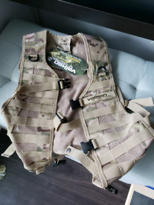 Paintball Gear - Tac vest, sling,  holster
