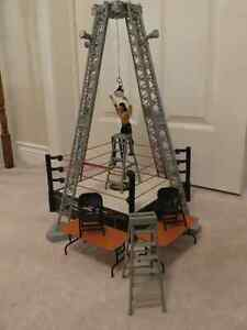 WWE TLC Playset