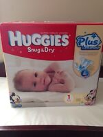 Diapers Huggies
