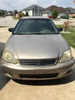 2000 Honda Civic SE Sedan