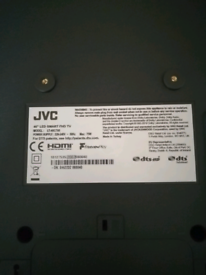 40inch JVC Smart TV