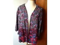 New Look size 16 Kimono style jacket Brand New