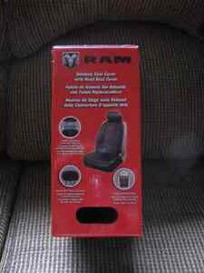 One New Dodge Ram Elite Black Front Sideless Seat Cover London Ontario image 2