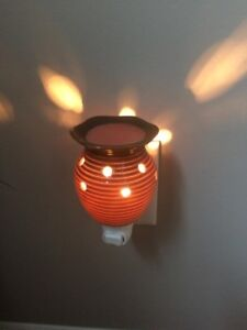 Scentsy  pluggable warmer