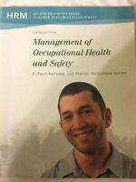 Management of Occupational Health and Safety 6th Ed by Kelloway