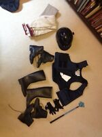 Child horse back riding accessories