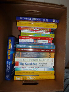 Parenting Books, Teenagers how-to