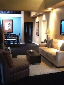 Gorgeous Furnished Downtown Dundas 2 bed furnished/utilities inc