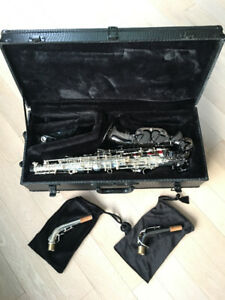 Cannonball Gerald Albright Alto Sax GA5-SB (NEVER USED)