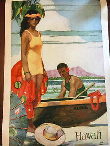 The Story Of Hawaii Poster Strathcona County Edmonton Area image 1