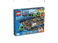 Lego City Cargo Train 60052 New and SeLed