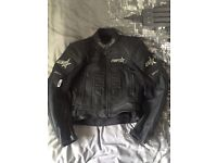 RST womans leather jacket
