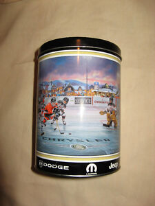 Dodge Jeep Chrysler Hockey Collectors Puzzle and Tin BRAND NEW Belleville Belleville Area image 2