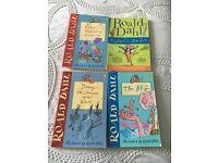 Roald Dahl books £4.50 each