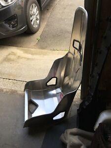 Kirkey Aluminium Racing seat and G-Force Harness