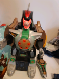 Imaginex Dragonzord