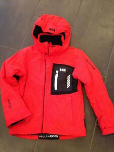 Helly Hansen youth ski jacket