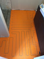*Affordable, experienced & professional tile installer for hire*