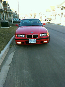 Reliable BMW 325IS 1992