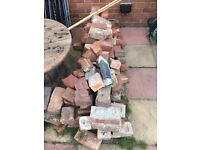 Free old bricks
