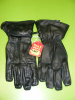 Leather Cruiser Gauntlet Gloves - Small & 2XL at RE-GEAR Kingston Kingston Area Preview