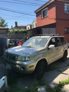 2006 Nissan X - Trail AS IS, Solid car, needs new home and TLC