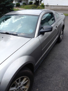 Its your lucky day 2008 Ford Mustang up for Grabs
