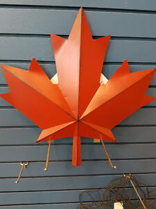 Canada Day items