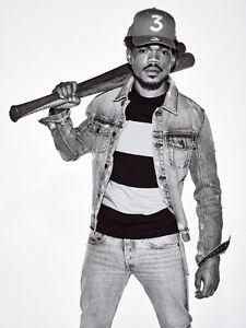 CHANCE THE RAPPER IN MONTREAL FLOOR THURS.MAY25TH(6XPARTERREAAA)