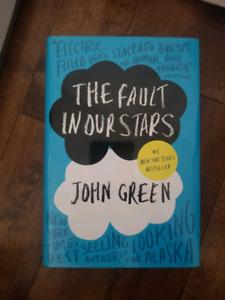 2 livres de John Green pour 5$