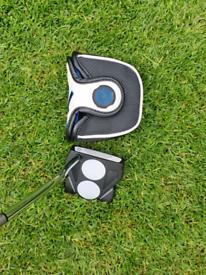 New Odyssey Ten 2 ball strokelab putter