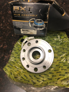 SAAB FRONT WHEEL HUB & BEARING ASSEMBLY WITH ABS