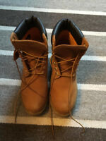 Wheat Timberlands Sz 10 *Mint Condition * 10/10