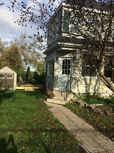 House for Rent 117 Asa St. Kemptville Ontario. Available July 1