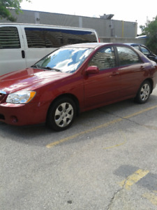 For SALE Kia Spectre 2005 LX Sedan $2950 115,800 km
