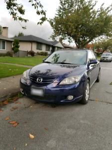 Mazda 3 Gt hatchback