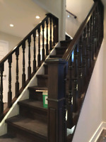 Professional Flooring laminate &Hardwoods,Stairs and spandils