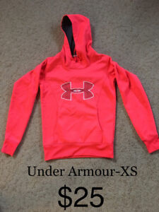 Under Armour Hoodie- XS
