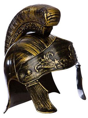 Erwachsene Römischer Centurion Spartaner Gladiator Barbar Krieger Kostüm Helm