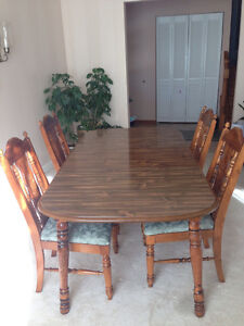 Mint condition dining room set London Ontario image 1