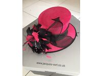 Jacques Vert wedding hat (only worn once)