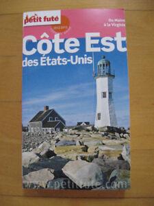 Guide Petit futé Côte Est des États-Unis :Du Maine à la Virginie