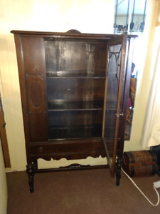 1930s China Cabinet