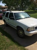For Sale: 2001 GMC Jimmy 4x4.