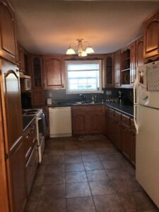 Bedroom in two bedroom apartment. Avail Feb 1