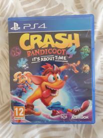 Crash Bandicoot 4 (2020)