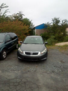 """2008 HONDA ACCORD LOADED AUTO ONLY $4413. CLICK """"SHOW MORE"""""""
