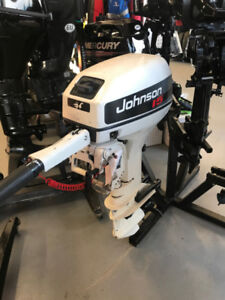 Used Outboard Motor