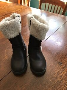 Size 6 toddler winter boots
